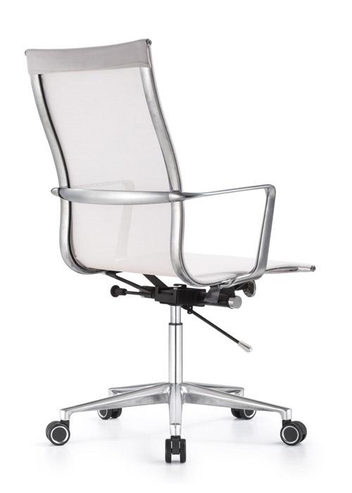 Woodstock Marketing Joan High Back Eco Leather Chair