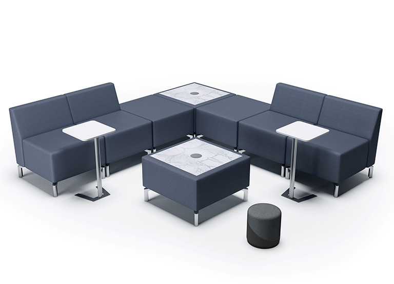 Woodstock Marketing Jefferson Lounge Series Modular Furniture